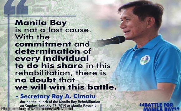 Bulacan gov joins 'Battle for Manila Bay' : Politiko Central Luzon
